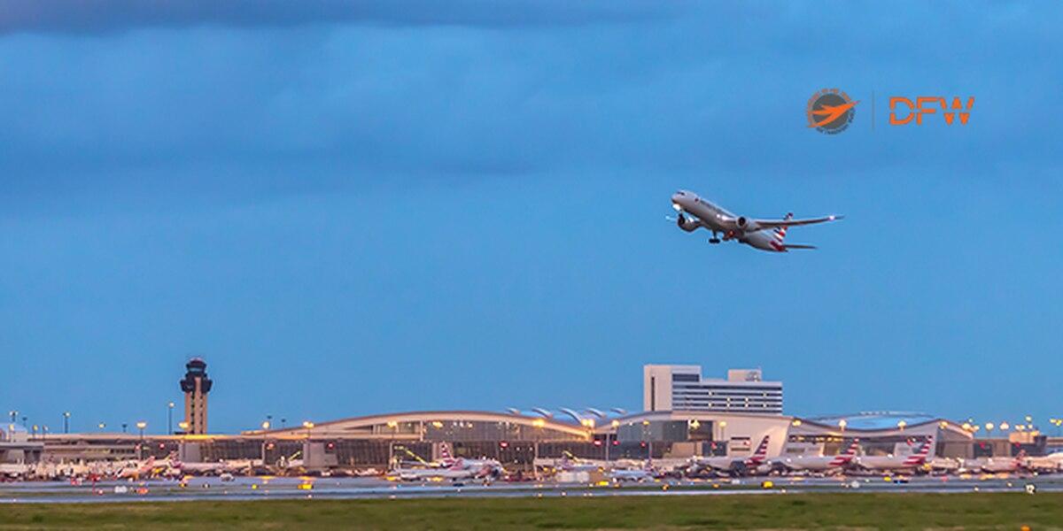 Ground stop at DFW International Airport, Dallas Love Field causes flight delays