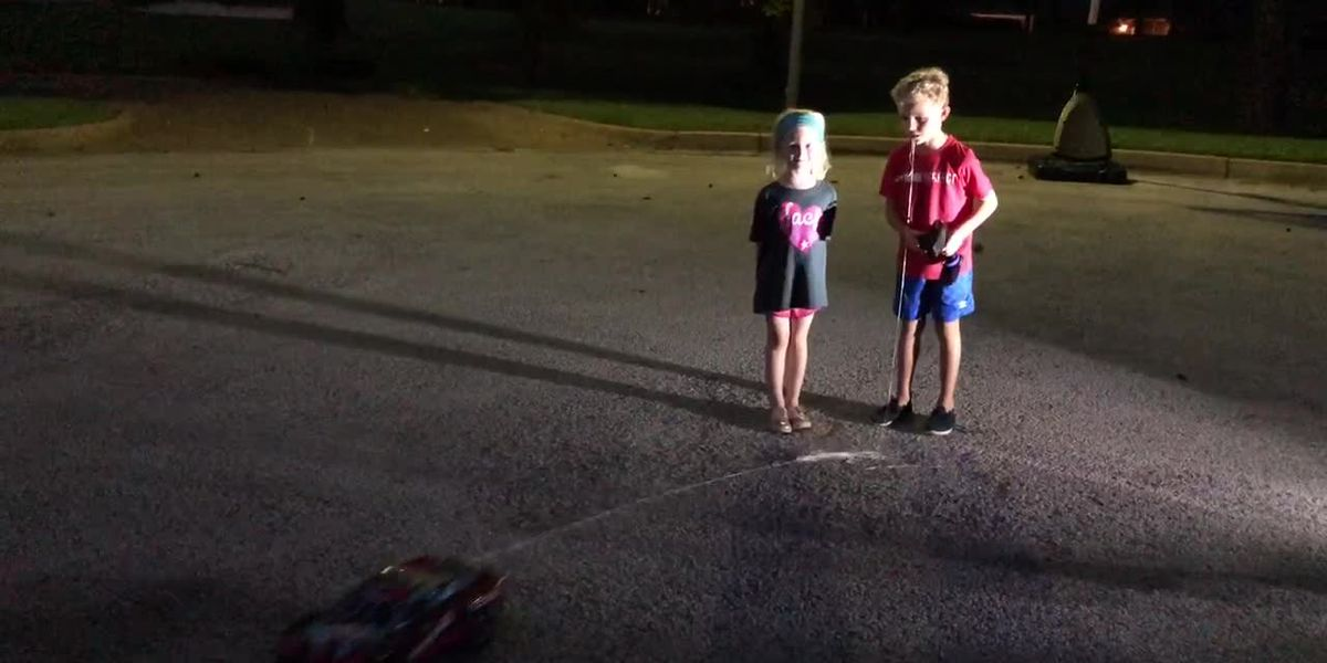 WATCH: Tyler boy pulls tooth with RC car, says popular YouTubers inspired him