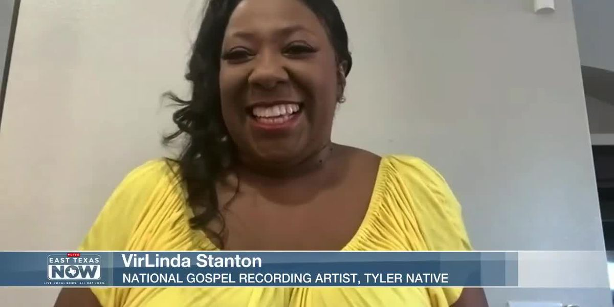 Gospel recording artist VirLinda Stanton shares how she found her purpose