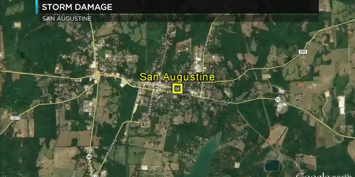 San Augustine Looklive Daylight Midday