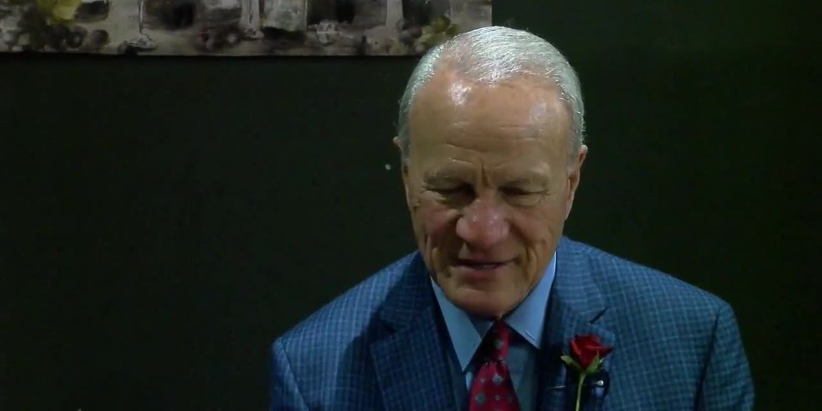 Sports director Michael Coleman sits down with legendary football coach, Barry Switzer