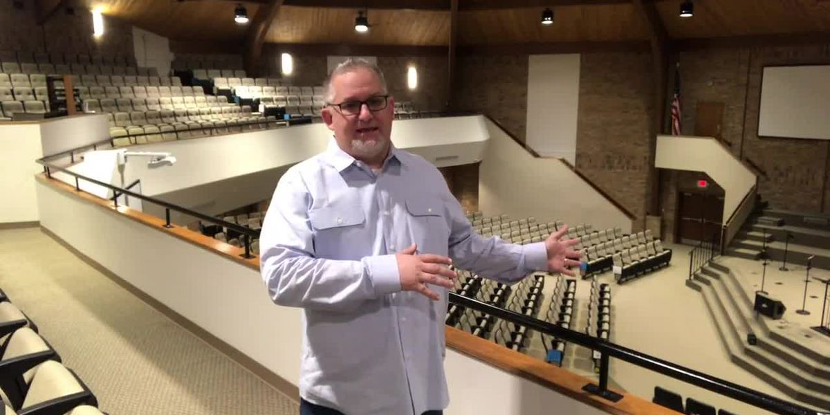 Longview pastor discusses church, state bill proposed by Rep. Jay Dean