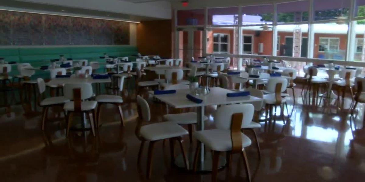 Hotel Fredonia preps for reopening restaurants