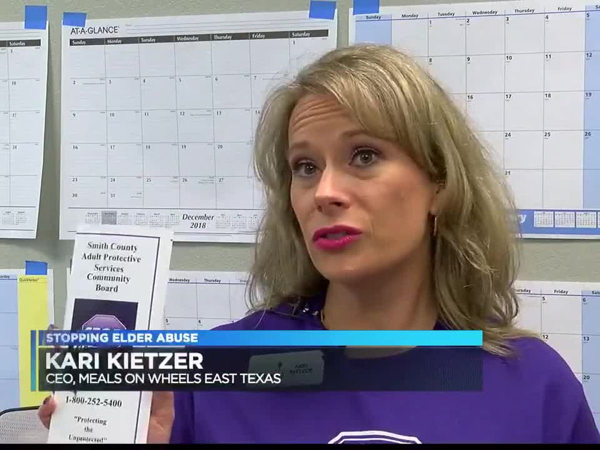 ETX organizations team up for Elder Financial Exploitation Awareness Month