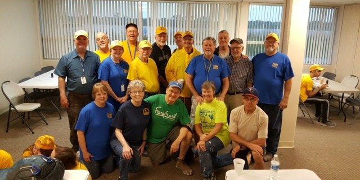 East Texas non-profit, Texas Baptist men help rebuild after Hurricane Harvey