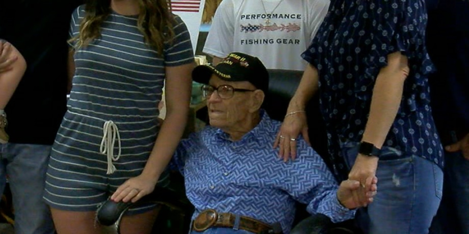 Local veteran celebrates 99th birthday