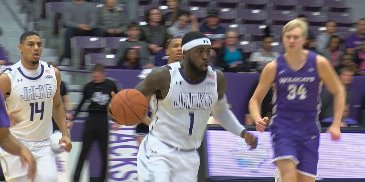 SFA basketball teams defend home court against ACU