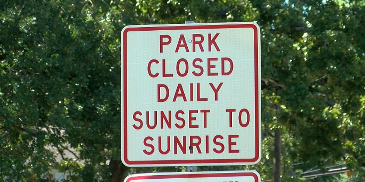 City of Tyler to begin closing all city parks daily at sunset