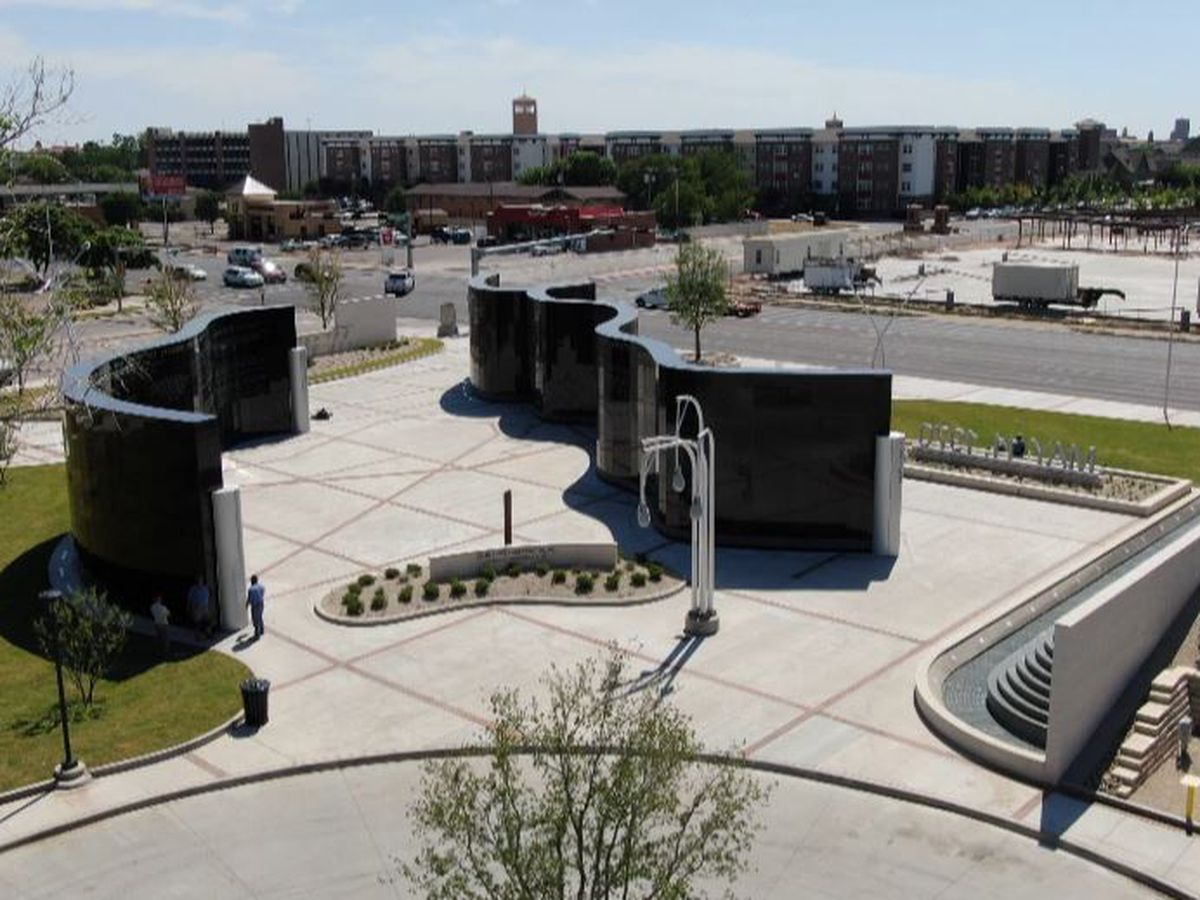 1970 tornado memorial honors and educates as new gateway to downtown Lubbock