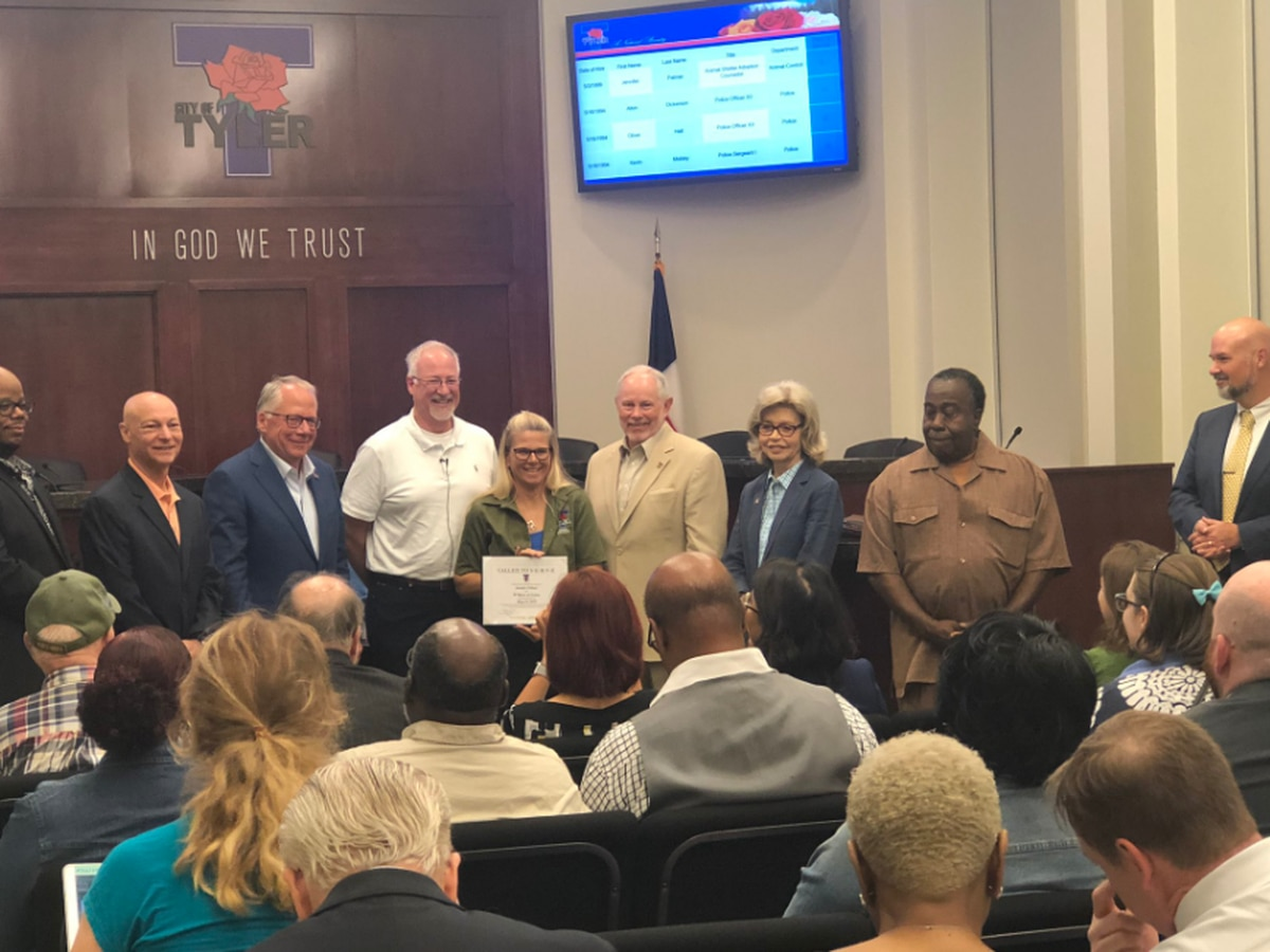 7OnScene: Tyler City Council Meeting, May 22