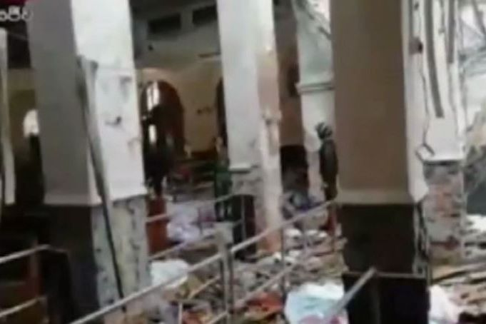 2 more blasts reported in Sri Lanka, hours after at least 207 killed