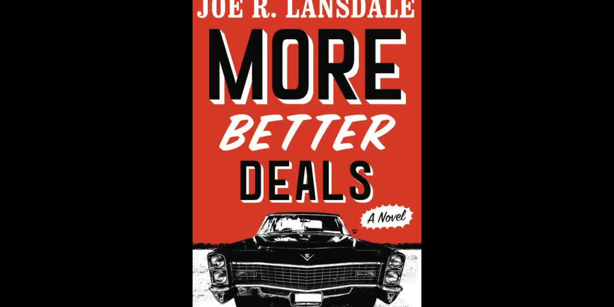 WATCH: East Texas author Joe R. Lansdale joins East Texas Now to discuss his newest book