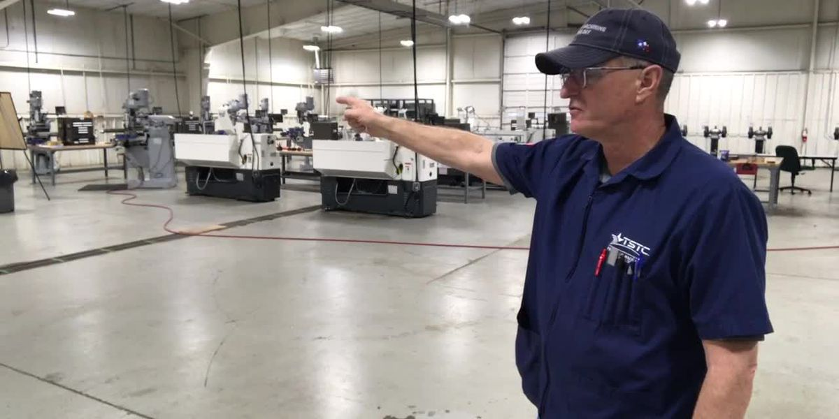 Longview ISD's manufacturing academy will have classes for adults