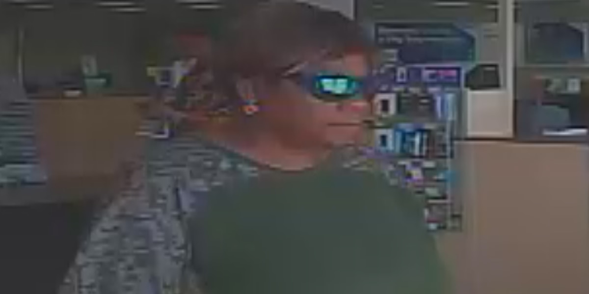 Rusk County Sheriff's Office: Please help us ID woman in identity theft case