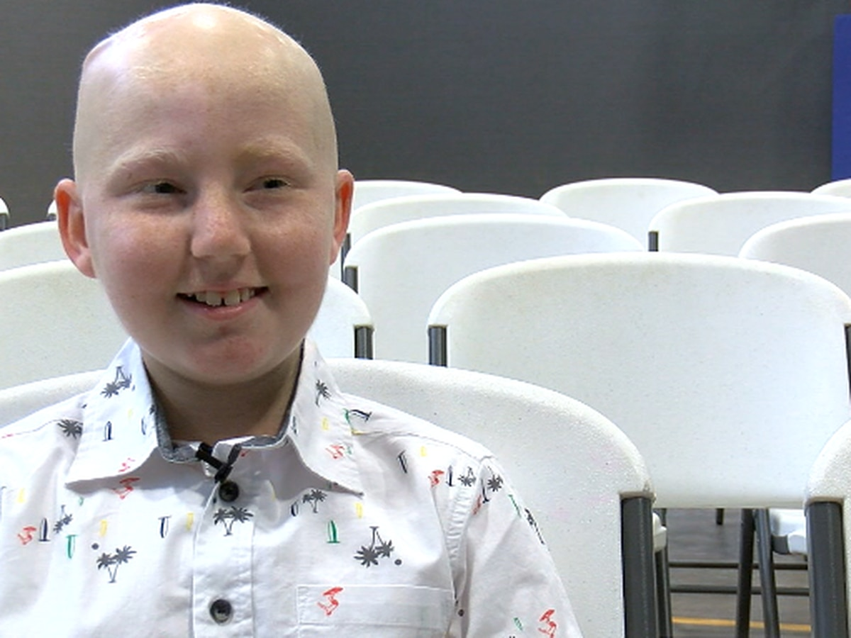 Church hosts concert to benefit 11 year old with glioma