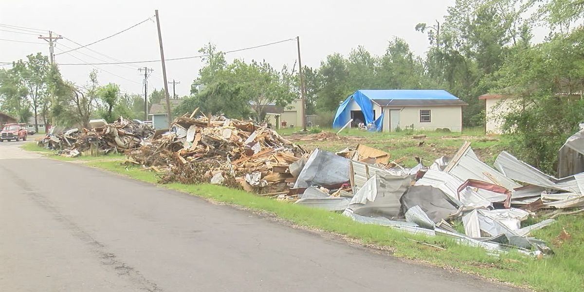 Onalaska pastor looks back one year after a deadly tornado hit Polk Co.
