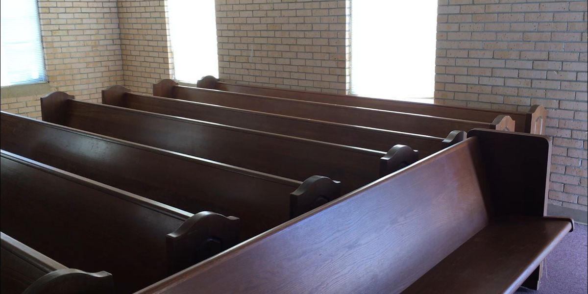 Pews reported stolen from East Texas church, deputies investigating