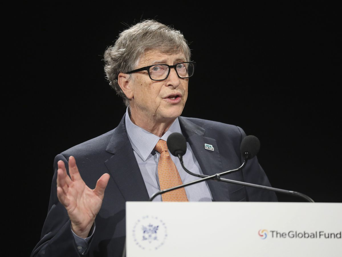 Report: Microsoft investigated Gates before he left board