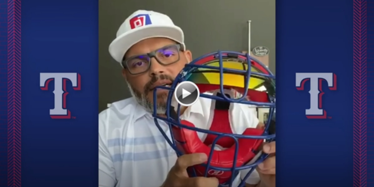 Hall-of-Famer Pudge Rodriguez video encourages wearing face masks for safety