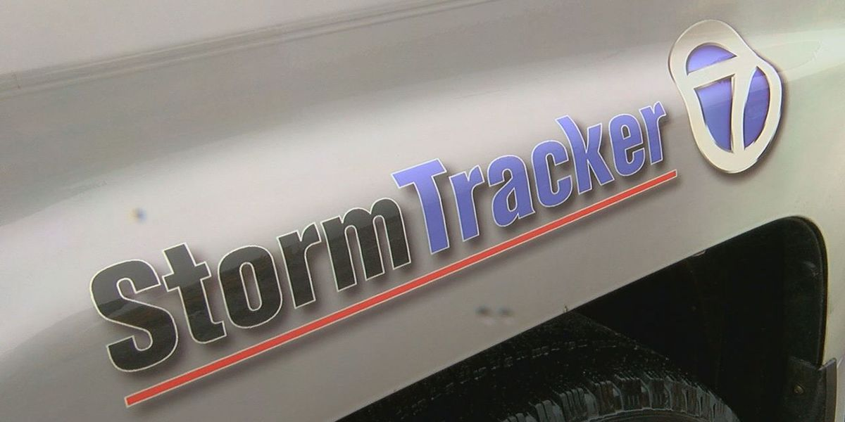 Storm Tracker 7 stops by 'Touch a Truck' fundraiser