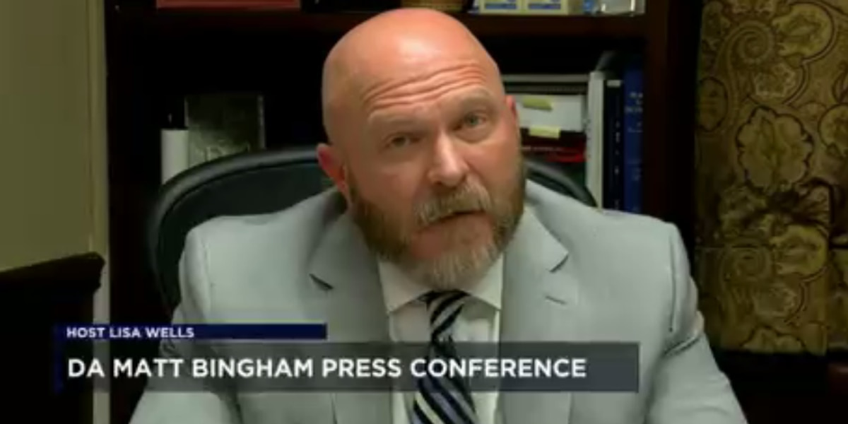 Smith County District Attorney holds press conference, says prosecutor won't be terminated