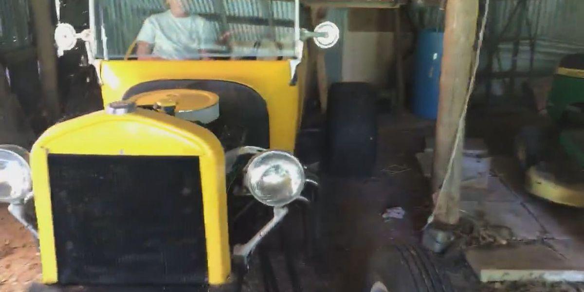East Texas family pleads for return of stolen 1923 Ford T-Bucket