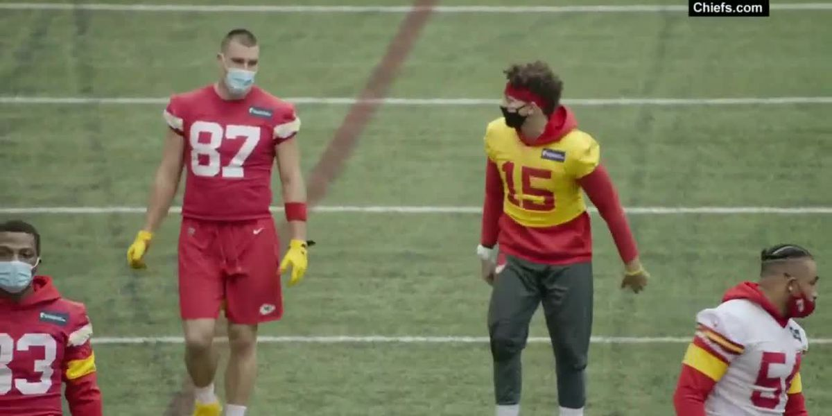 COLEMAN ON THE ROAD: Mahomes' teammates, friends commend his character
