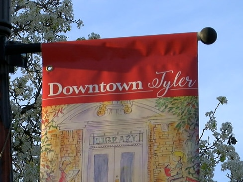 Local colleges hosting 'big event' to clean-up downtown Tyler