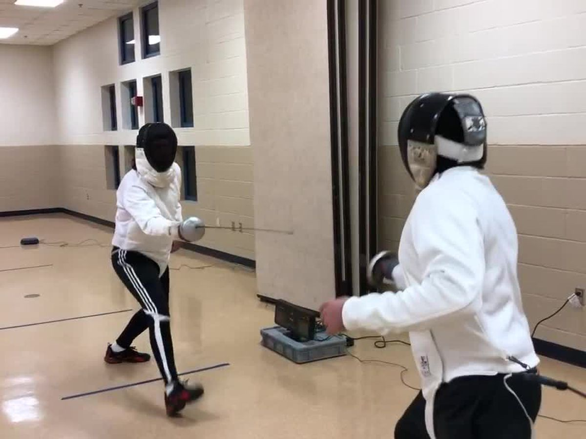 WEBXTRA: Tyler Fencing Club looking forward to continued growth