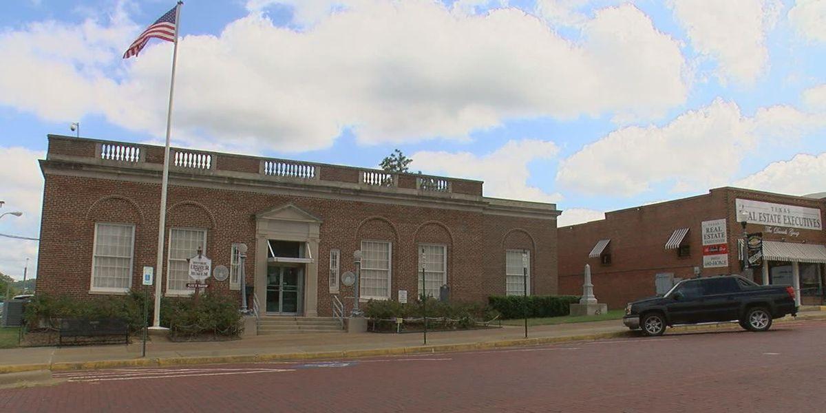 Mark in Texas History: Gilmer Post Office