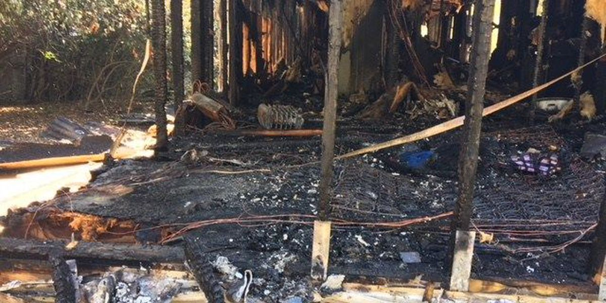 Space heater causes mobile home fire in Gregg County