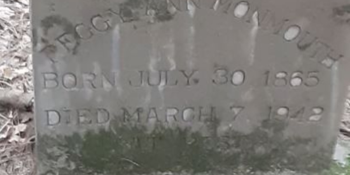 Long forgotten East Texas cemetery rediscovered