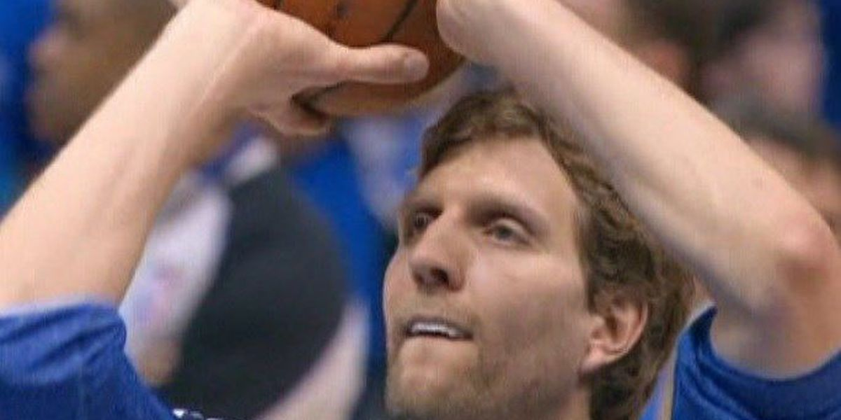 Mavericks forward Dirk Nowitzki and team waiting to finalize contract