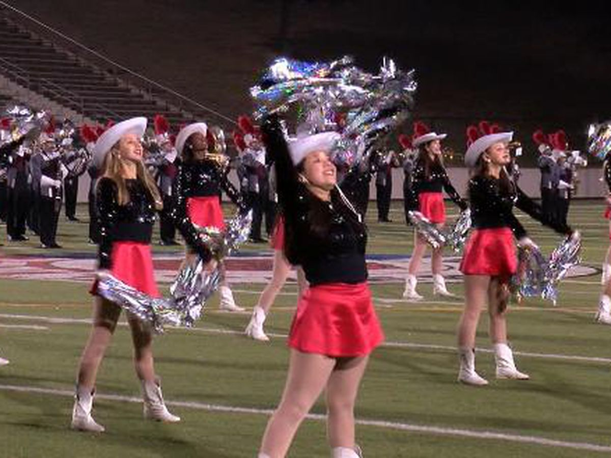 COVID-19 pandemic complicates how high school marching bands prep for UIL contest
