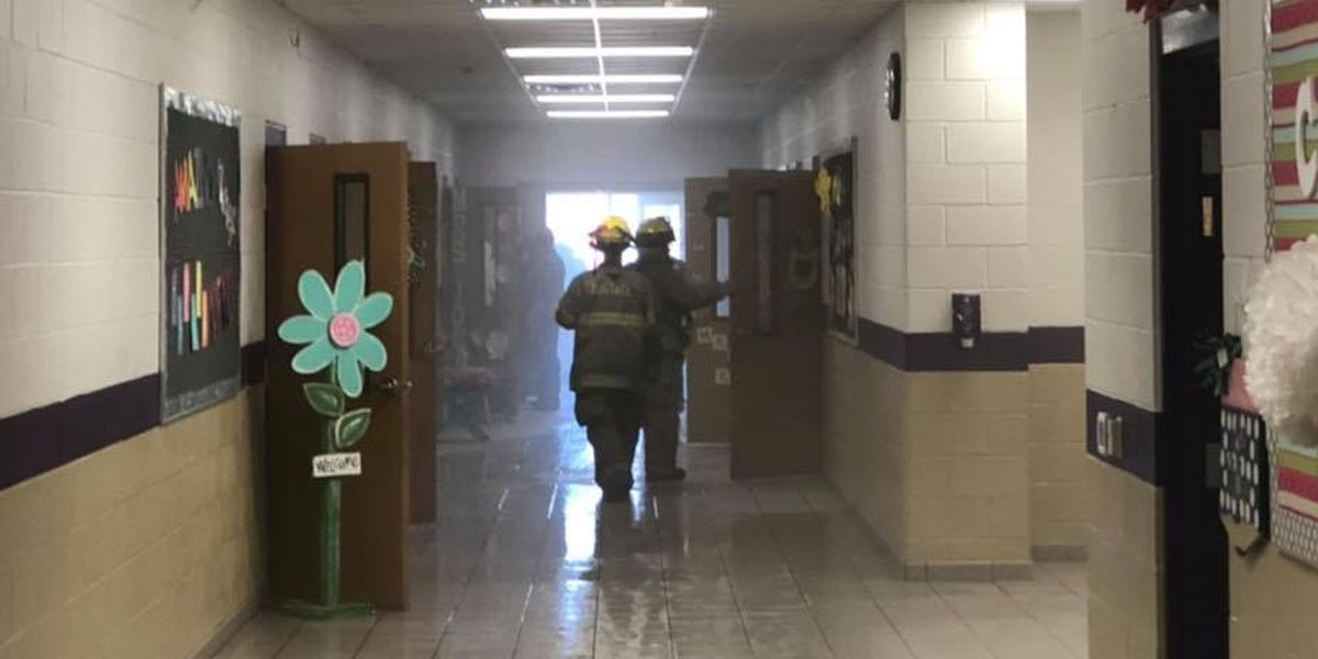 Eustace Intermediate School evacuated after dryer fire fills halls, classrooms with smoke