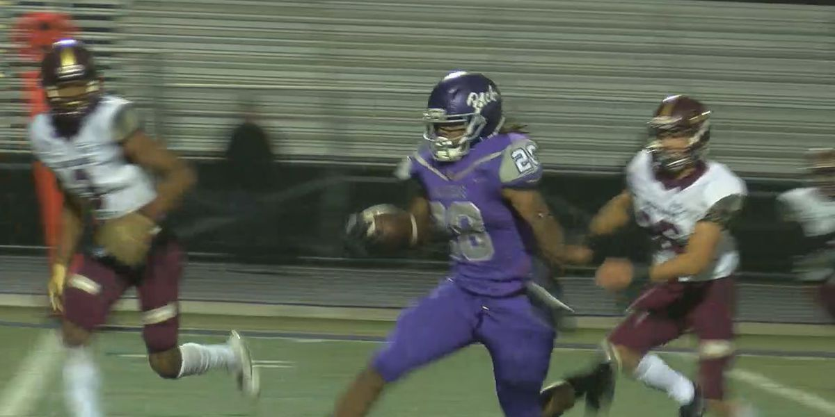 Lufkin hitting all the right strides as they enter the final push for a district crown