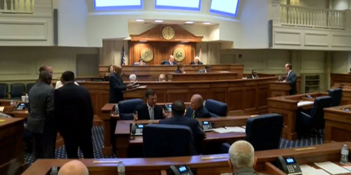Alabama Senate approves near-total abortion ban
