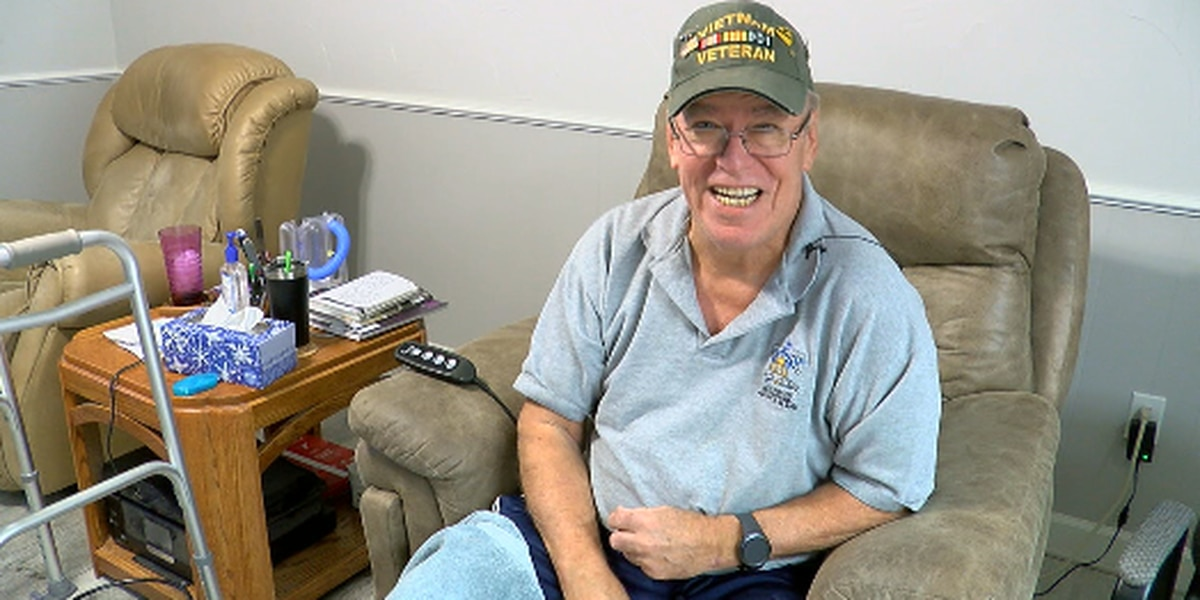 Vietnam Veteran reunited with prized possession