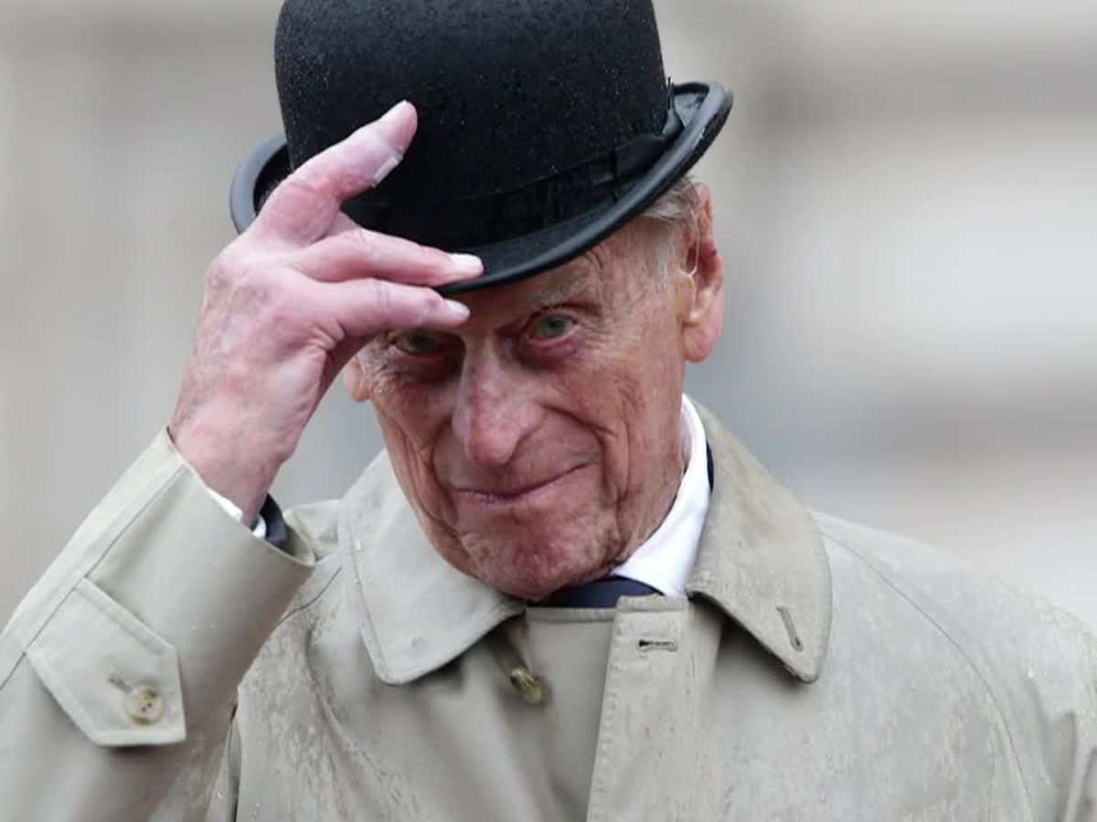 WATCH LIVE: Funeral for Prince Philip