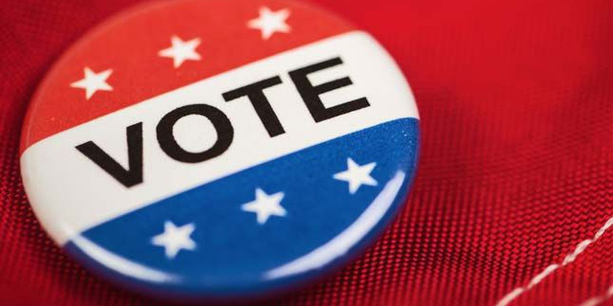 Smith County voters may cast their ballots at any of the 34 polling locations