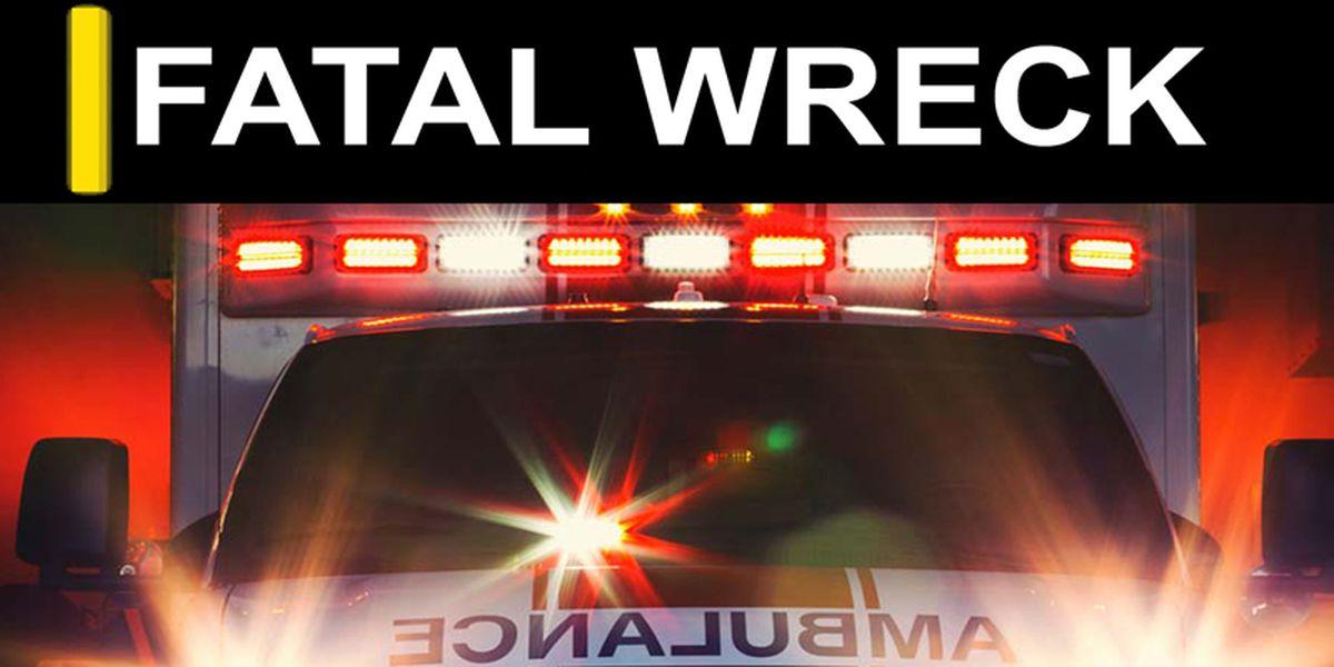 18-wheeler jackknifes, overturns on I-20 Thursday night, killing Whitehouse man