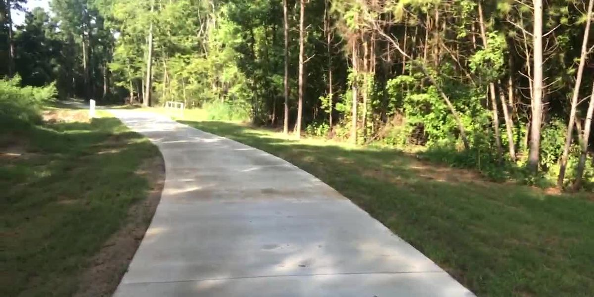 WEBXTRA: Ribbon-cutting ceremony set for Longview's new Guthrie Trail