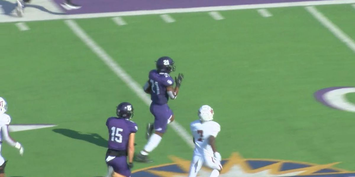 SFA picks up first 2020 win with a 34-6 outing over West Texas A&M