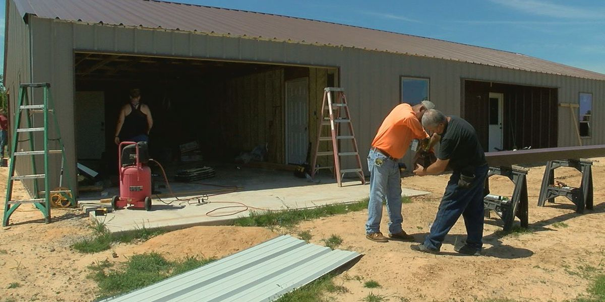 Rebuilding Together; community comes to deputies rescue following tornadoes