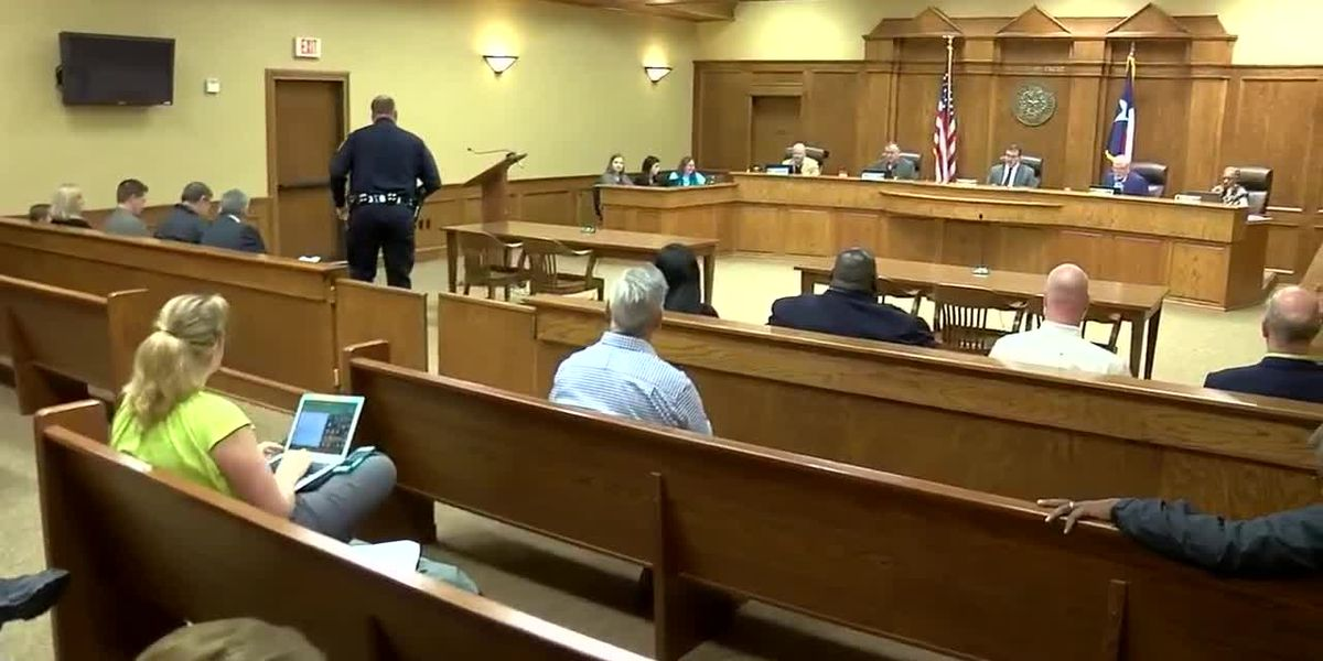 7OnScene: Smith County Commissioners Court, Feb. 19