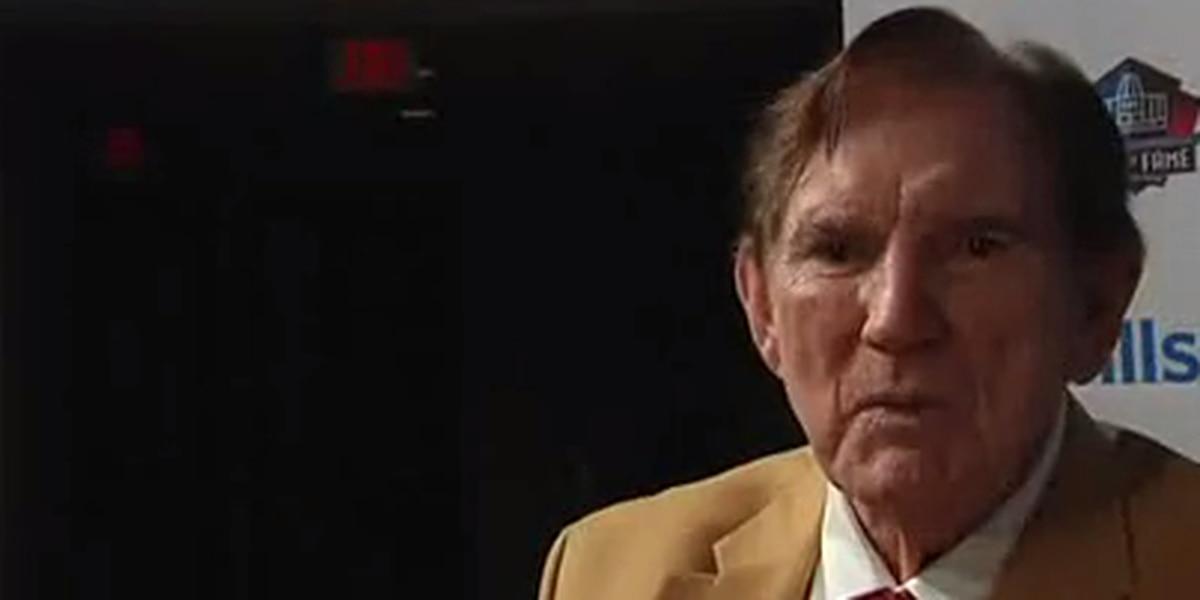 Football legend, East Texas native Forrest Gregg dies at 85