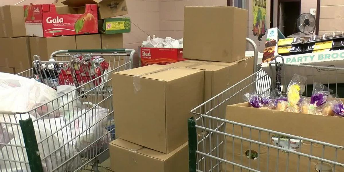 First Baptist Church Lufkin hosting food drive Monday