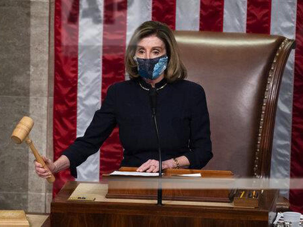 House Speaker wants fines for lawmakers bypassing the metal detector, not wearing masks