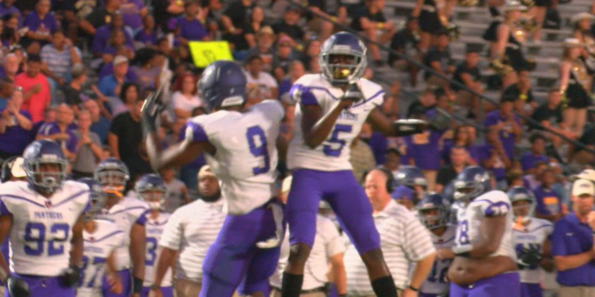 Lufkin wins 2019 Angelina River Rivalry