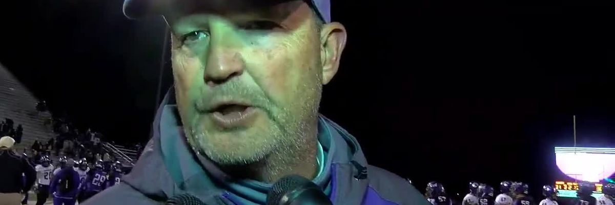 VIDEO: Post-game interview with Lufkin Coach Todd Quick